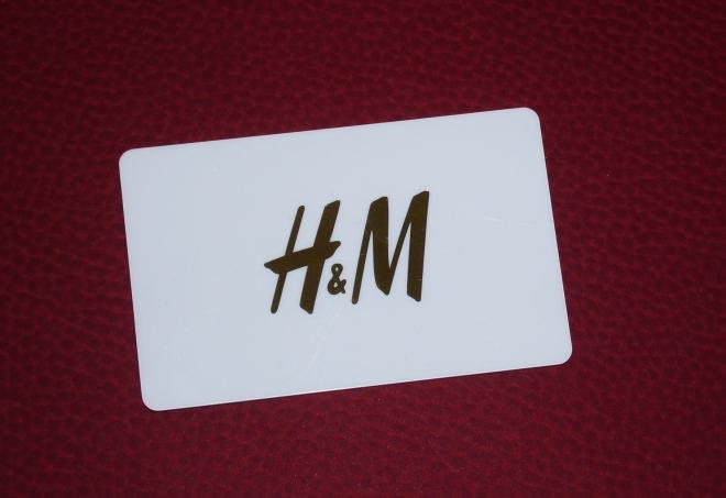 H&M Voucher