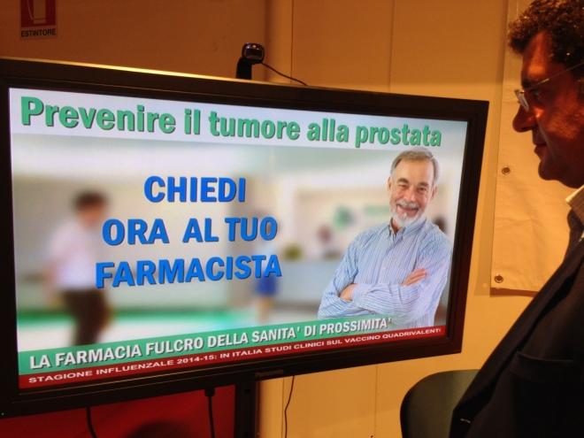 Campagna prevenzione tumore alla prostata